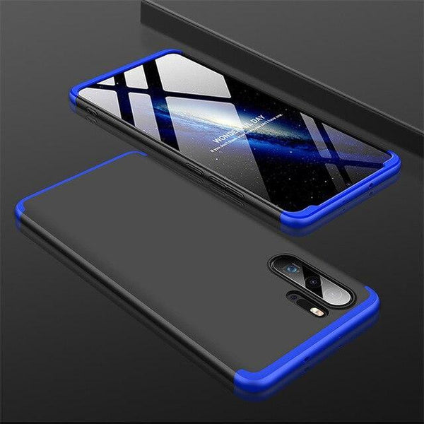 Ultra Thin Slim Case For Huawei P30 Pro P30 Lite 360 Full Protection Hard PC Back Phone Bag Cover