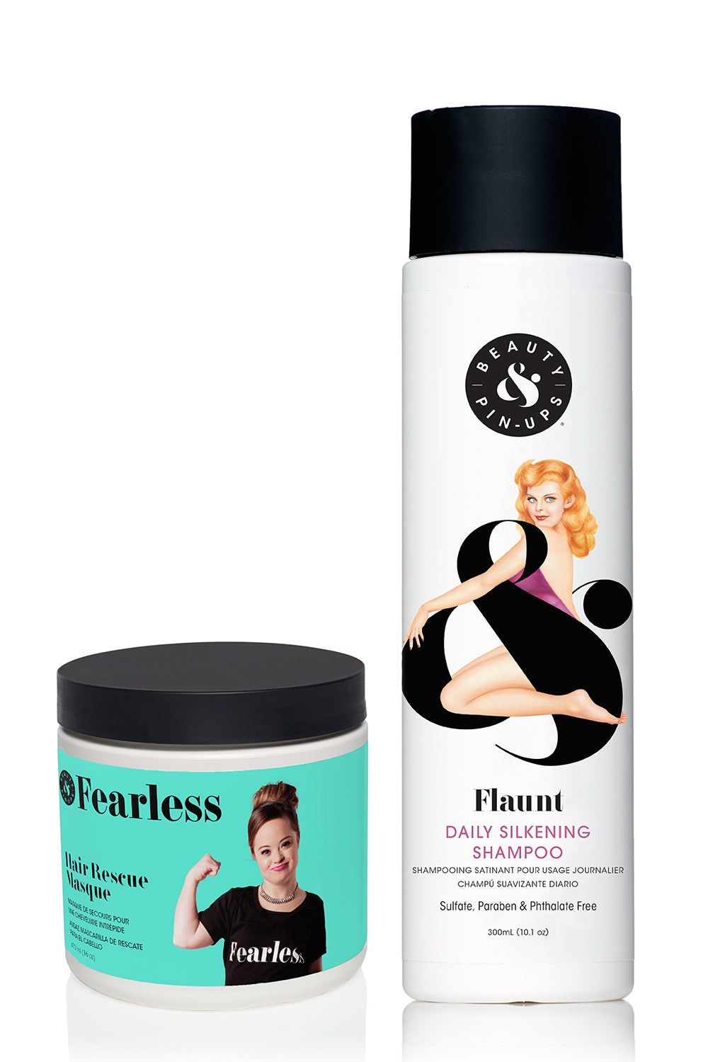 Fearless & Flaunt Bundle