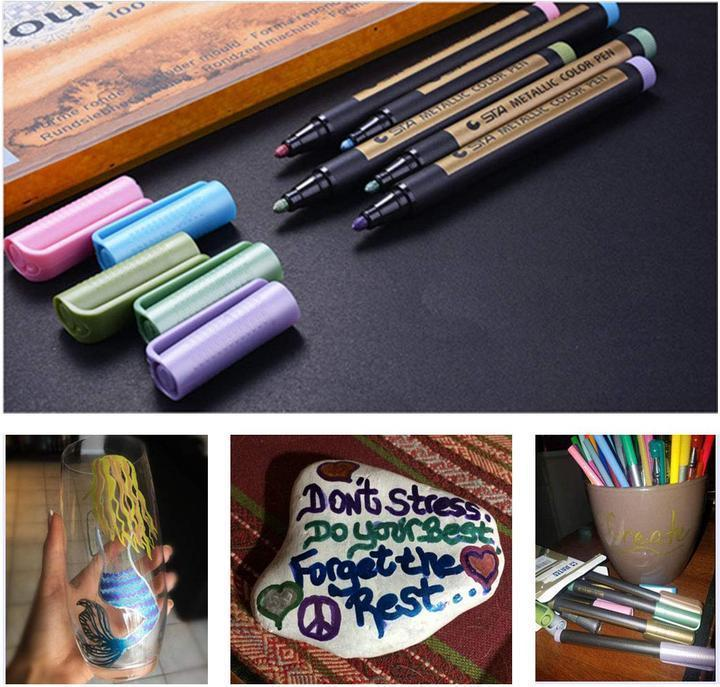 Black Friday Pre-sale In Advance! Last 500 Pieces!! Hurry Up!-Paint Marker Pens