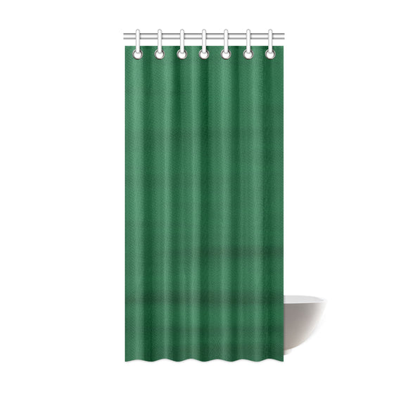 Green Water Shower Curtain 36