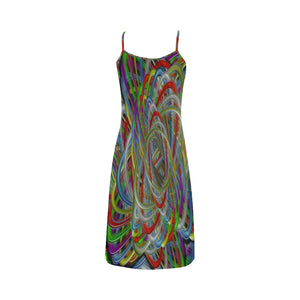 Astray Colors Alcestis Slip Dress (Model D05)