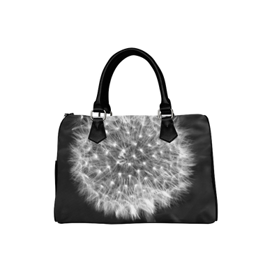 Dandelion Fuzz Boston Handbag (Model 1621)
