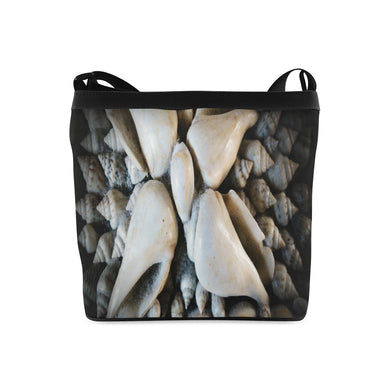 Vignette Sea Shells Crossbody Bags (Model 1613)