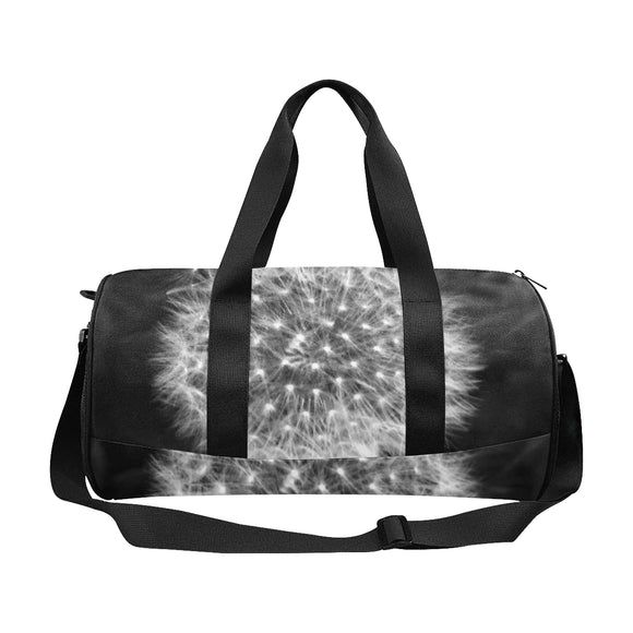 Dandelion Fuzz Duffle Bag (Model 1679)
