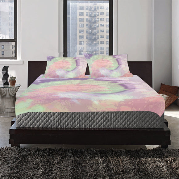 Prelude Beauty Gin 3-Piece Bedding Set