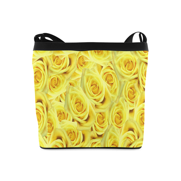 Candlelight Roses Crossbody Bags (Model 1613)