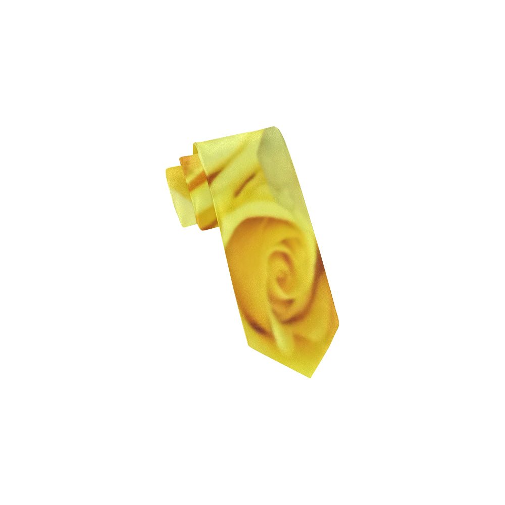 Candlelight Roses Classic Necktie (Two Sides)