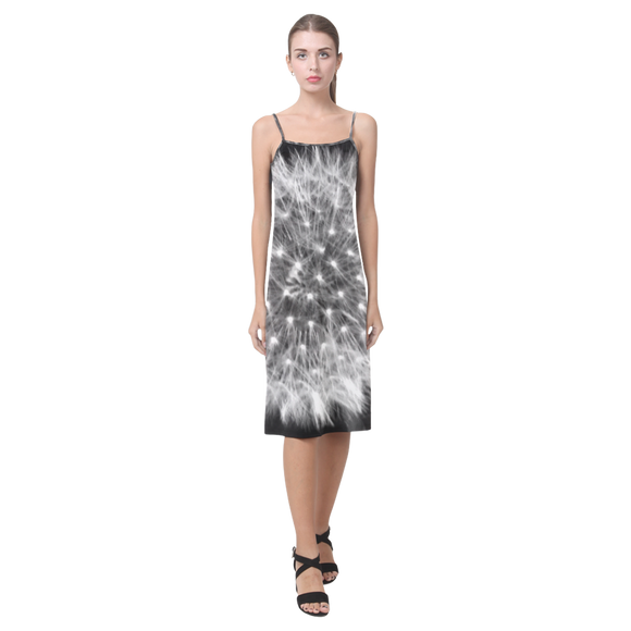 Dandelion Fuzz Alcestis Slip Dress (Model D05)