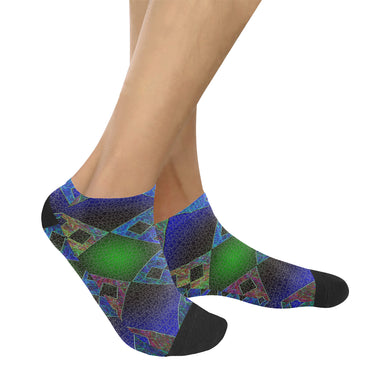 Bluish Elements Women's Ankle Socks