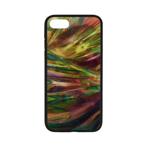 "Abstract Colorful Glass iPhone 7 4.7"" Case"