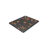 Leaves Pine Cones Rectangle Mousepad