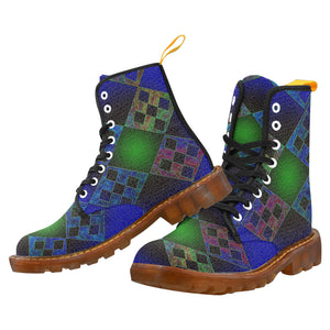 Bluish Elements Martin Boots For Women Model 1203H