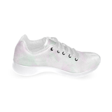 Clear Amour Snuff Mint Women's Running Shoes (Model 020)