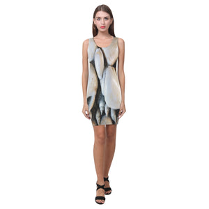 Vignette Sea Shells Medea Vest Dress (Model D06)