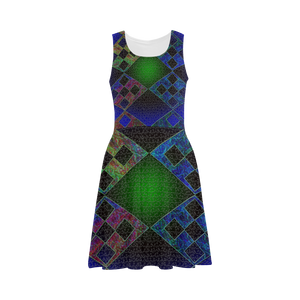Bluish Elements Atalanta Sundress (Model D04)