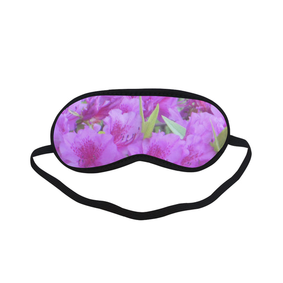 Azalea Flowers Sleeping Mask