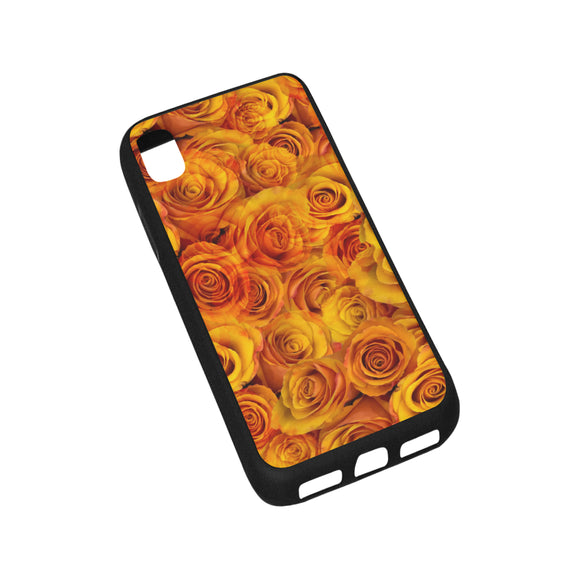 Grenadier Tangerine Roses iPhone X Case