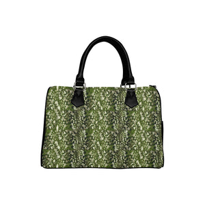 Baby's Breath Boston Handbag (Model 1621)