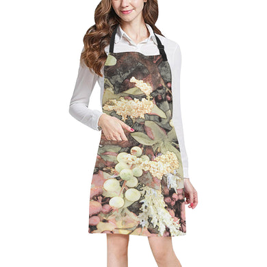 Green Mist Yuma All Over Print Apron