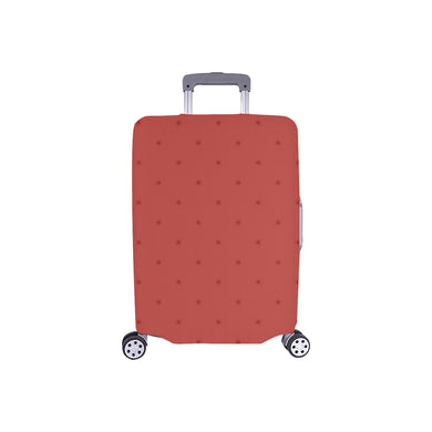 Sunset Dots Luggage Cover/Small 24'' x 20''