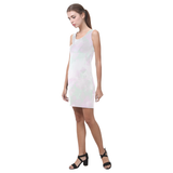 Clear Amour Snuff Mint Medea Vest Dress (Model D06)
