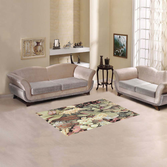 Green Mist Yuma Area Rug 2'7