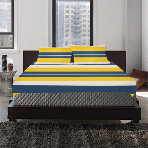 Pearl Corn Zodiac 3-Pieces Bedding Set