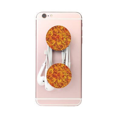 Grenadier Tangerine Roses Air Smart Phone Holder