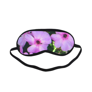 Fuschia Flowers Sleeping Mask