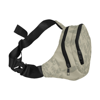 Eagle Taupe Gray Fanny Pack/Small (Model 1677)