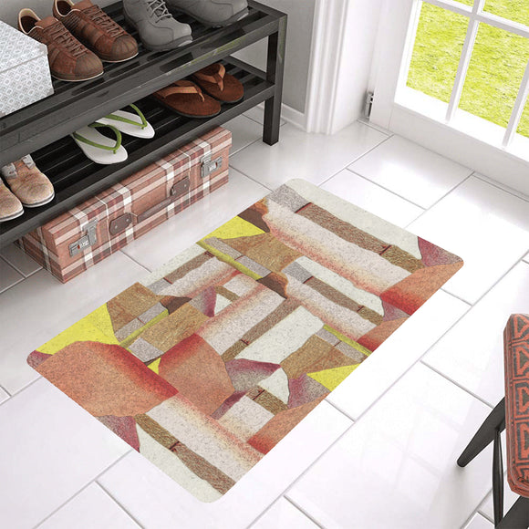 Cararra Harvest Gold Doormat 30