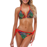 Ray of Twirls Custom Bikini Swimsuit (Model S01)