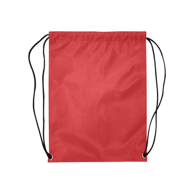 Alizarin Dissolve Medium Drawstring Bag Model 1604 (Twin Sides) 13.8