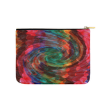 Ray of Twirls Carry-All Pouch 8''x 6''
