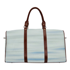 Blue Water Waterproof Travel Bag/Small (Model 1639)