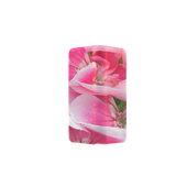 Pretty Pink Flora Women's Clutch Wallet (Model 1637)