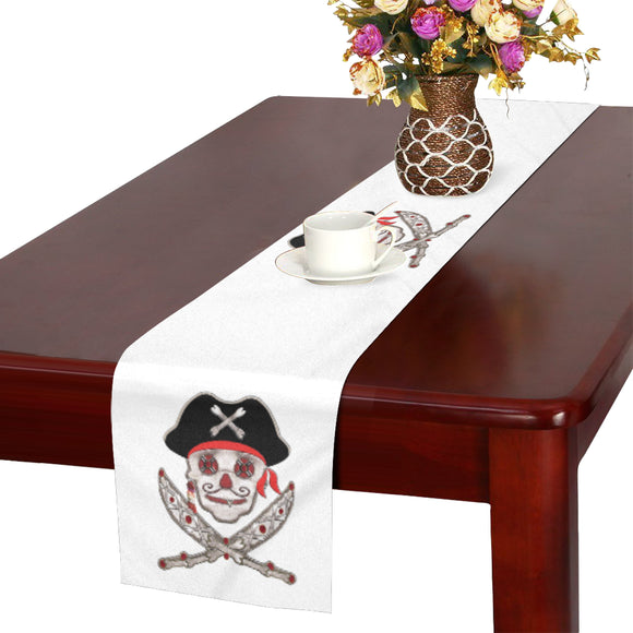 Sisal Pirate Table Runner 14x72 inch