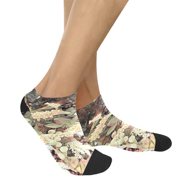 Green Mist Yuma Women's Ankle Socks