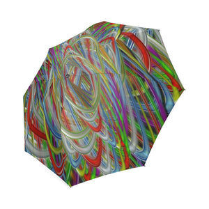 Astray Colors Foldable Umbrella