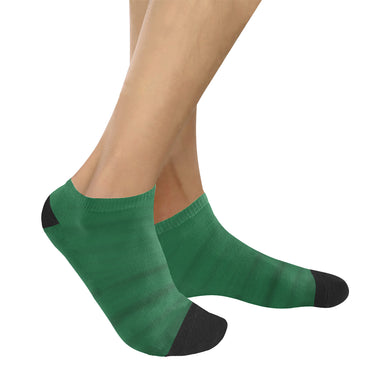 Green Water Women's Ankle Socks