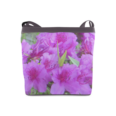 Azalea Flowers Crossbody Bags (Model 1613)