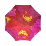 Sweet Vigorosa Flowers Foldable Umbrella