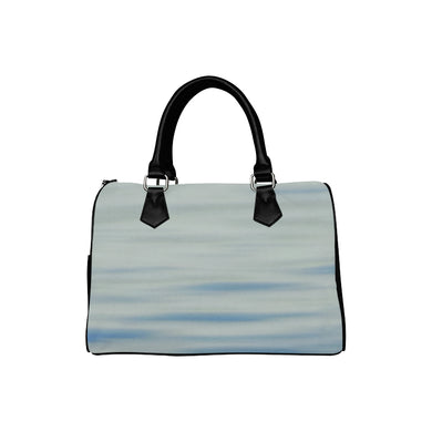 Blue Water Boston Handbag (Model 1621)