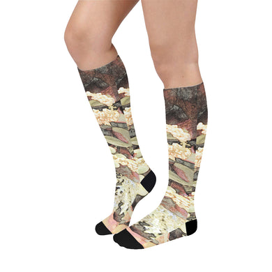 Green Mist Yuma Over-The-Calf Socks