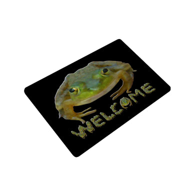 Welcome Frogs Doormat 24