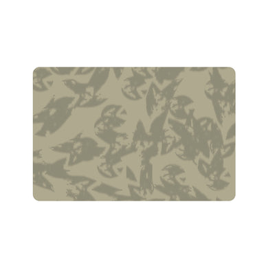 Eagle Taupe Gray Doormat 23.6