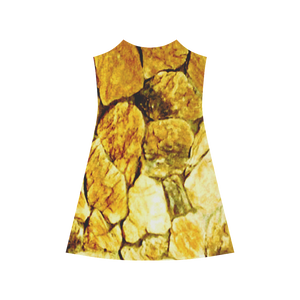 Golden Stones Alcestis Slip Dress (Model D05)