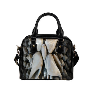 Vignette Sea Shells Shoulder Handbag (Model 1634)