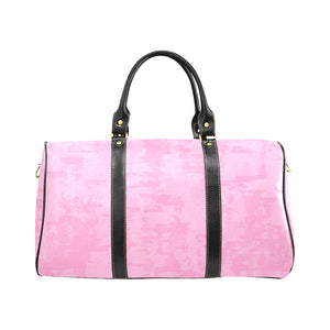 Cotton Candy Naturalistic New Waterproof Travel Bag/Large (Model 1639)