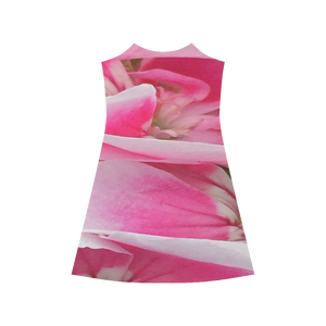 Pretty Pink Flora Alcestis Slip Dress (Model D05)